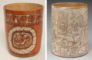 Metropolitan Museum drinking cups.